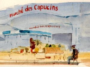 «Marche des Capucins»