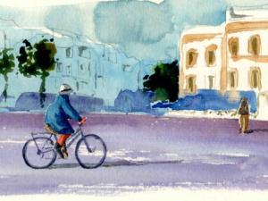 Bicyclette Essaouira