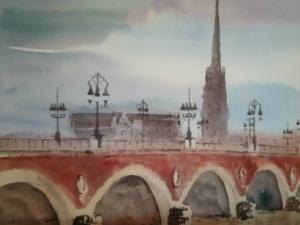 «Fleche Saint Michel»🖼vendu