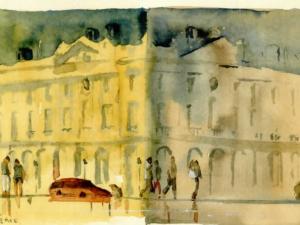 «Miroir d'eau» Bordeaux
