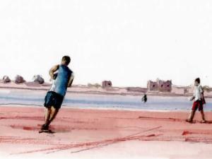 «Plage Essaouira Maroc»