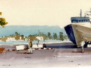 » Essaouira «port de pécheurs»